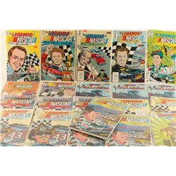 Nascar Comic Book Lot