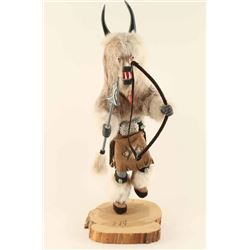Navajo Wolf Kachina
