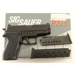 Sig Sauer P225 9mm SN: M675463