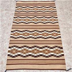 Navajo Wool Rug Chinle Stars