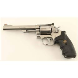 Smith & Wesson 66-3 .357 Mag SN: BHS4791