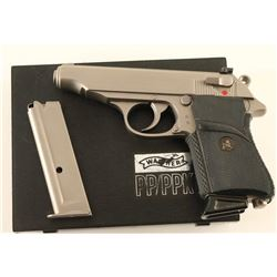 Walther PP 'L66A1' .22 LR SN: 42477LR