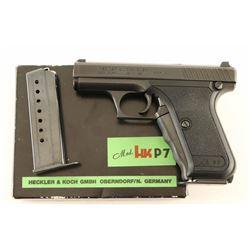 Heckler & Koch HK P7 9mm SN: 51358