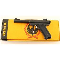 Ruger Mark II Target .22 LR SN: 215-09184