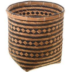 Vintage Cherokee Large Basket