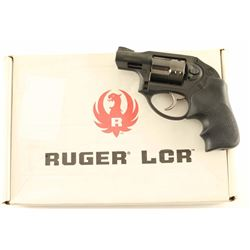 Ruger LCR 9mm SN: 549-54266