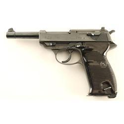 Spreewerk P.38 'cyq' 9mm SN: 7361p