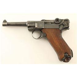 Mauser P.08 Luger 'S/42' 9mm SN: 1364i