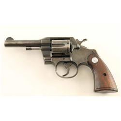 Colt Official Police .38 Spl SN: 884058