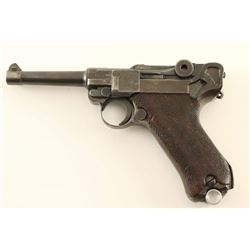 Mauser P.08 Luger 'S/42' 9mm SN: 1188g
