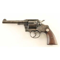 Colt Official Police .38 Spl SN: 771786