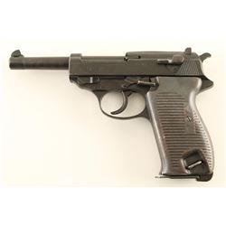 Mauser P.38 'SVW 45' 9mm SN: 1815h