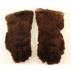 Pair of Beaver Gauntlets