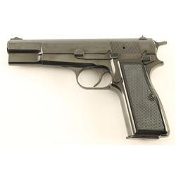 Browning Hi Power 9mm SN: 245PZ68088
