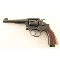 Smith & Wesson K-200 .38 S&W SN: V204867