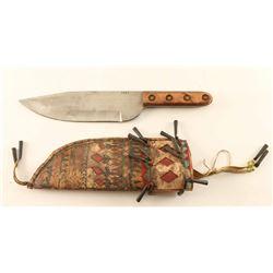 Apache Sheath & Knife
