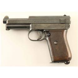 Mauser 1914 .32 ACP SN: 210915