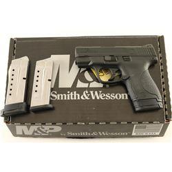 Smith & Wesson M&P9 Shield 9mm SN: HXN2121