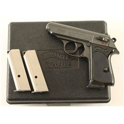 Walther PPK .380 ACP SN: K009349