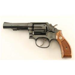 Smith & Wesson 10-10 .38 Spl SN: BKE1589