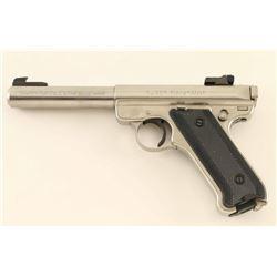 Ruger Mark II Target .22 LR SN: 211-71332