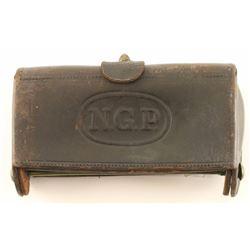 McKeever 45/70 Cartridge Box N.G.P.