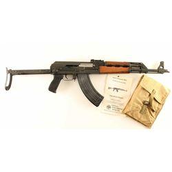 Century Arms M70AB2 7.62x39 SN: M70AB07161