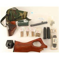 Lot of Shooter Supplies