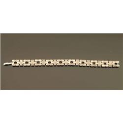 Mexican Sterling Bracelet