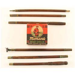 Federal Monark Skeet Shells & Antique Rods