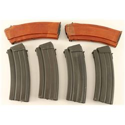 Lot of AK-74 Magazines