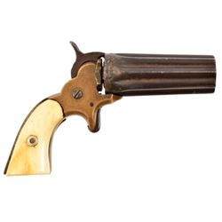 Rupertus 8 Shot .22 Derringer Revolver