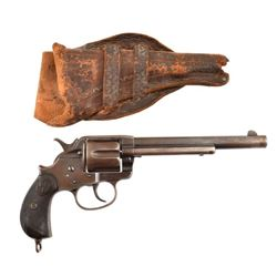 Colt Model 1878 DA .45 with Holster