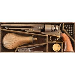 Colt Model 1860 Army Cased