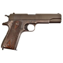 Lee Marvin Owned Remington Rand Model 1911