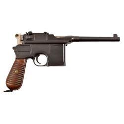 Broom Handled Mauser C96 Pistol