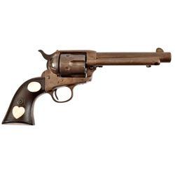 William S. Hart's Colt Model 1873 SAA .45