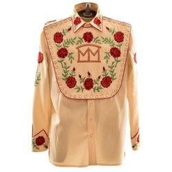 Montie Montana's Rose Bowl Parade Outfit
