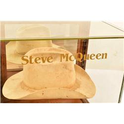 Steve McQueen's Stetson Hat Cased
