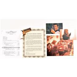 Jodie Foster Maverick Screen Used Sharps Prop