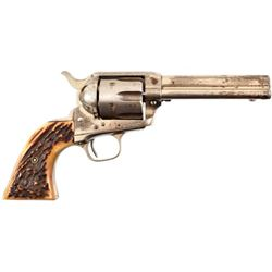 Gene Autry Stembridge Colt Model 1873 SAA