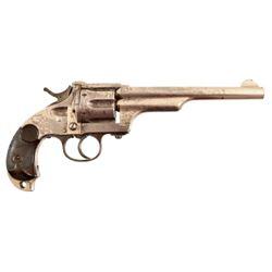 Merwin Hulbert .44 Single Action Revolver