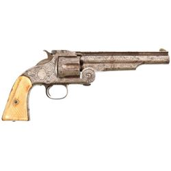 Engraved S&W 2nd Model American