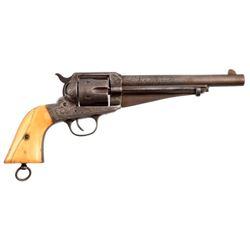 Factory Engraved Remington Model 1875 Serial 61