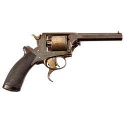 Confederate Tranter Revolver New Orleans Marked