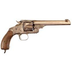 Smith & Wesson No. 3 Revolver .44
