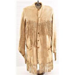 Buffalo Bill Cody Stunt Double Buckskin Outfit