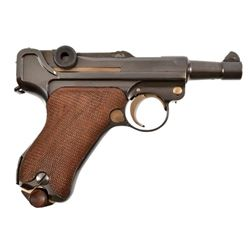 Custom DWM Baby Luger