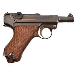 John Martz Custom DWM Baby Luger