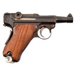 Custom DWM Baby Luger Short Barreled.45ACP